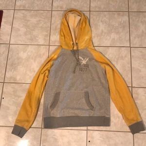 American Eagle Yellow Sweater